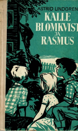 Astrid Lindgren. Kalle Blomkvist ja Rasmus