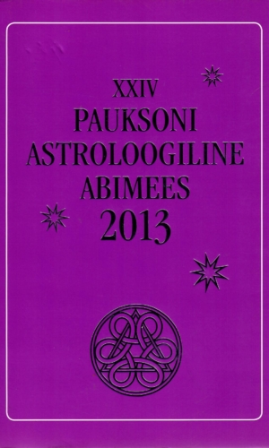 XXIV Pauksoni astroloogiline abimees 2013