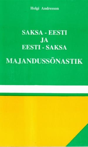 Helgi Andresson – Saksa-eesti ja eesti-saksa majandussõnastik